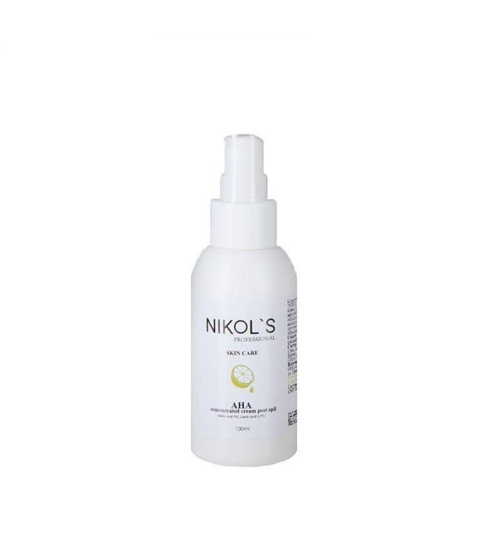 Концетрированный крем против вросших волос Nikols