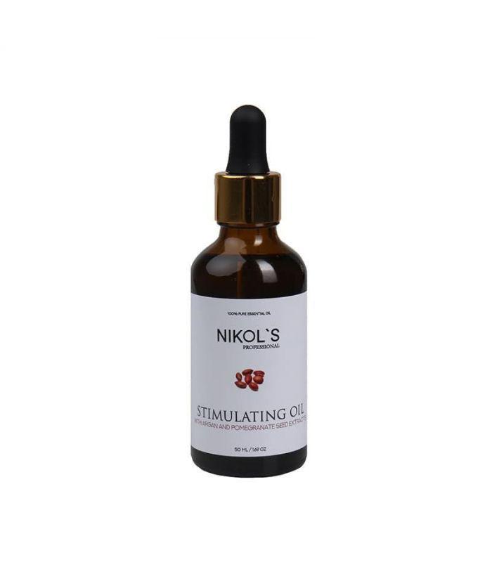 Стимулирующее масло Nikols