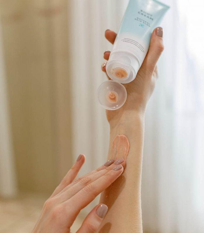 Крем для тела Природное сияние кожи M.AKLIVE