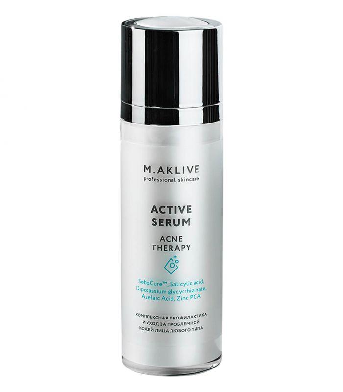 Активная сыворотка «Восстановление проблемной кожи» M.AKLIVE
