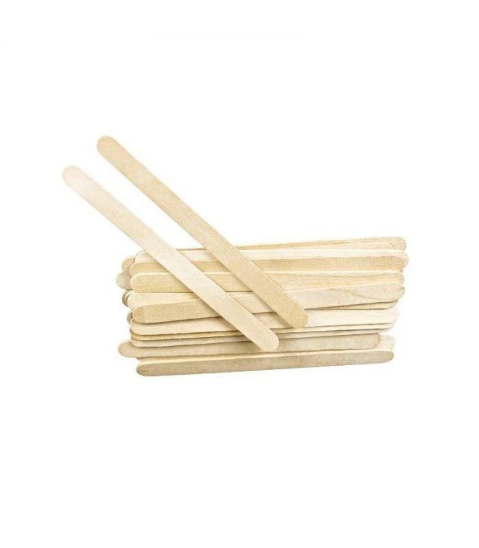 Узкие деревянные шпатели