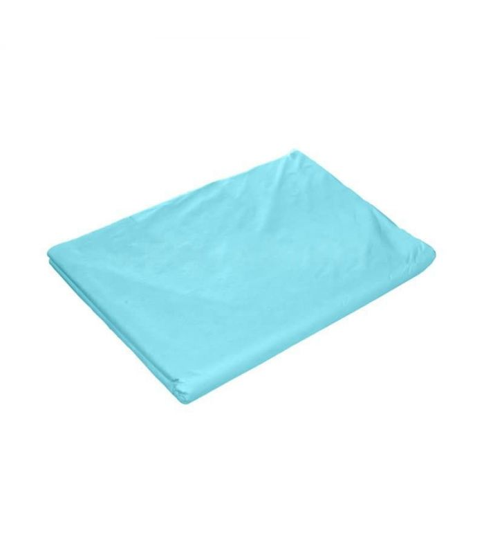Голубые одноразовые простыни для шугаринга