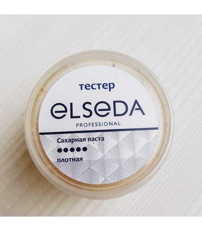 Пробник плотной сахарной пасты Elseda