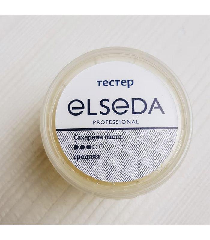 Пробник средней сахарной пасты Elseda