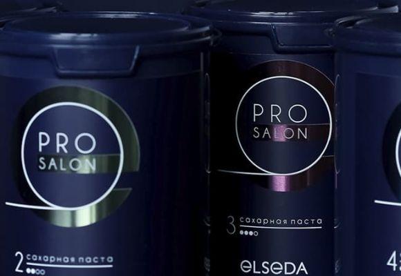 Линия сахарных паст и восков ELSEDA PRO Salon - ГОТОВА КО ВСЕМУ