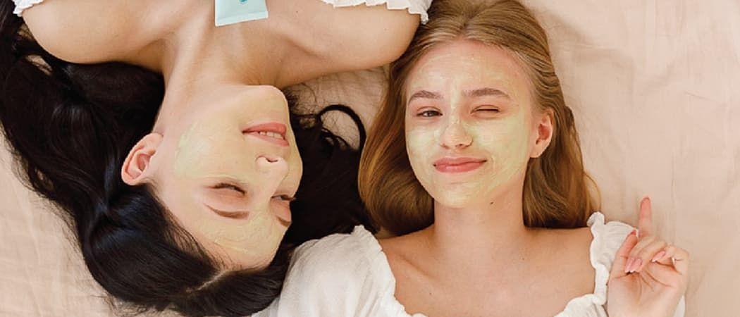 Правила ухода за подростковой кожи